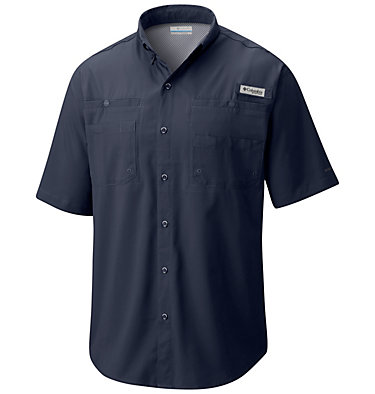 Men's PFG Tamiami™ II Short Sleeve Shirt - Slim Fit , front