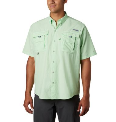 Men's PFG Bahama™ II Short Sleeve Shirt - Big | Tuggl