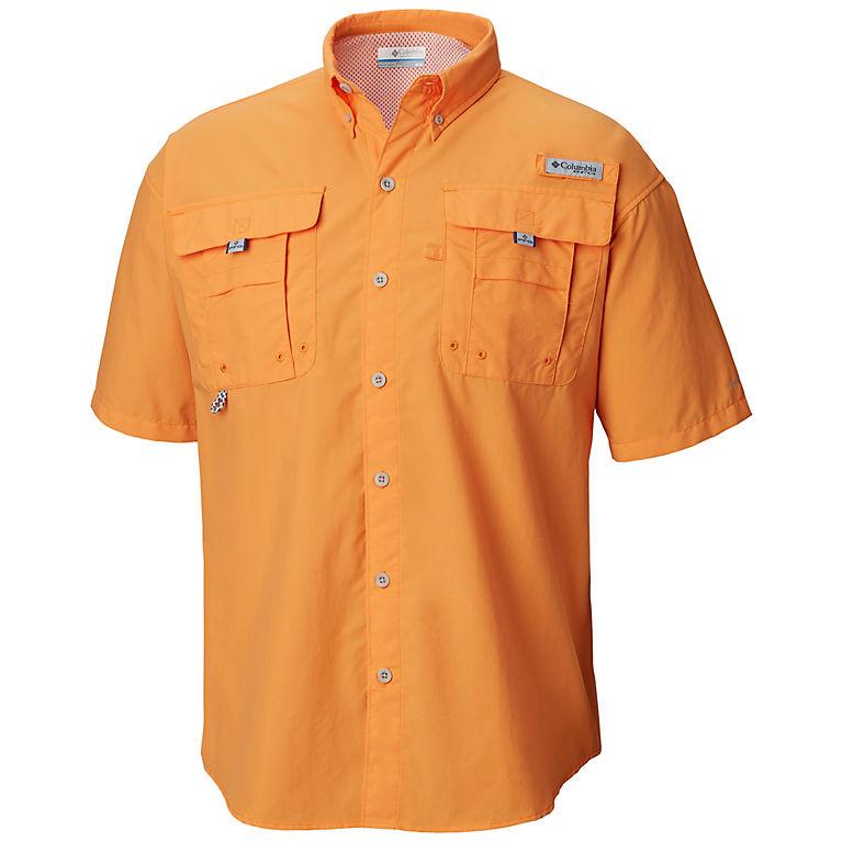 74567475 Men's PFG Bahama™ II Short Sleeve Shirt - Big   Columbia.com