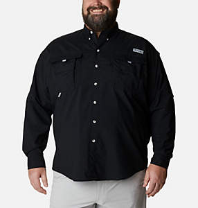 Men's PFG Bahama™ II Long Sleeve Shirt - Big