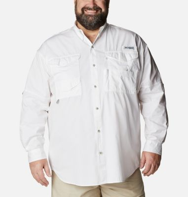 Men's PFG Bonehead™ Long Sleeve Shirt — Big | Tuggl