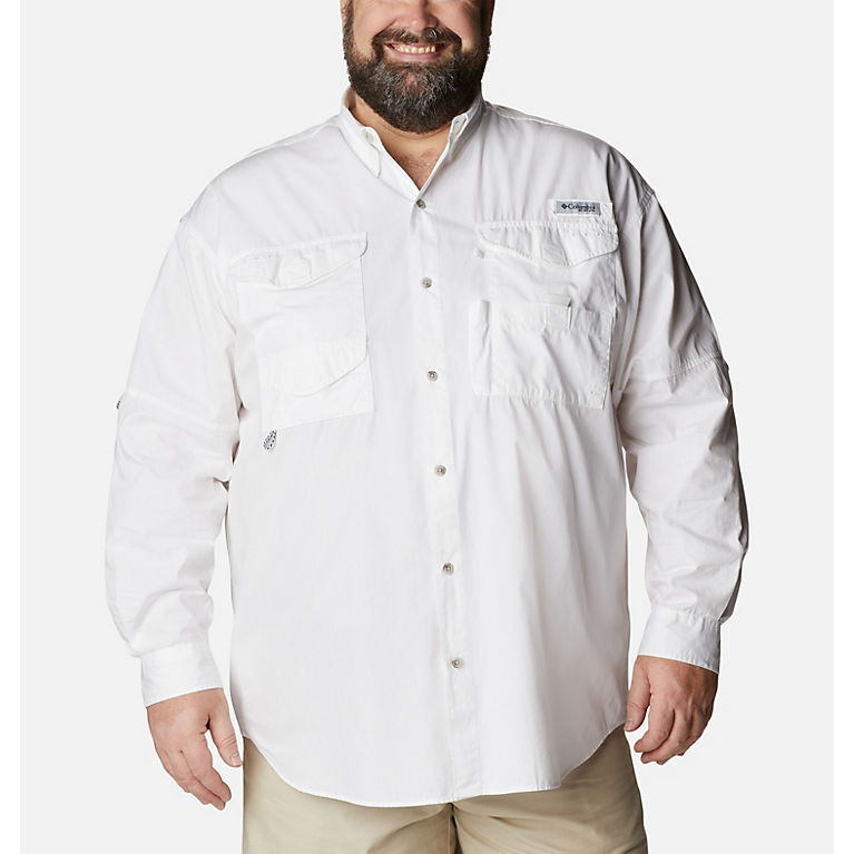 a3c41674 Men's PFG Bonehead™ Long Sleeve Shirt — Big | Columbia.com