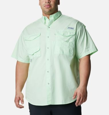 Men's PFG Bonehead™ Short Sleeve Shirt — Big | Tuggl
