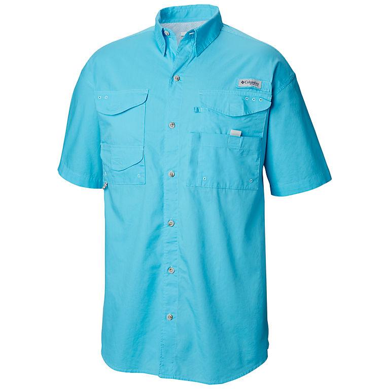 4c6078598 Men s PFG Bonehead Shorts Sleeve Shirt - Big