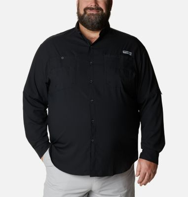 Men's PFG Tamiami II Long Sleeve Shirt - Big | Columbia.com