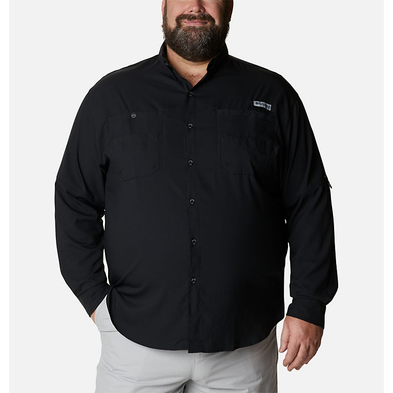 f0b16a4f44cd01 Men's PFG Tamiami™ II Long Sleeve Shirt — Big | Columbia.com