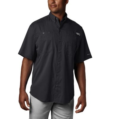 Men's PFG Tamiami™ II Short Sleeve Shirt — Big | Tuggl
