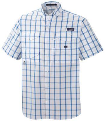 Men's PFG Super Bonehead™ Classic Short Sleeve Shirt-Big