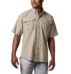 Men's Bahama™ II Short Sleeve Shirt—Tall