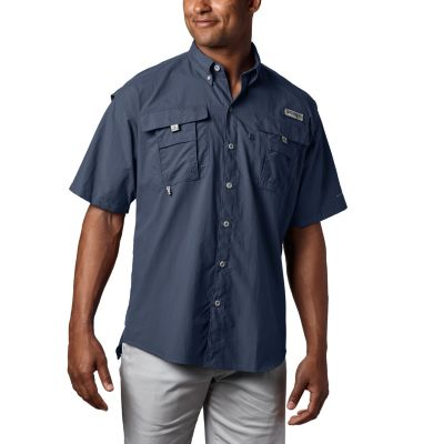 7f577c66018 Men's PFG Bahama™ II Short Sleeve Shirt - Tall | Columbia.com