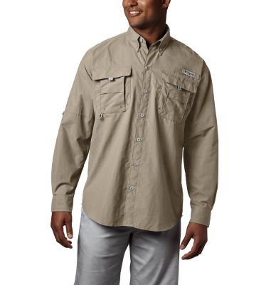 Men's PFG Bahama™ II Long Sleeve Shirt - Tall | Tuggl