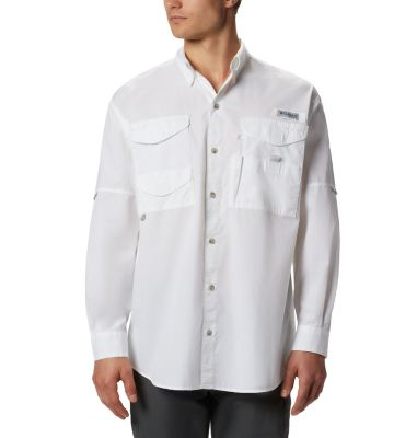 Men's PFG Bonehead™ Long Sleeve Shirt — Tall | Tuggl