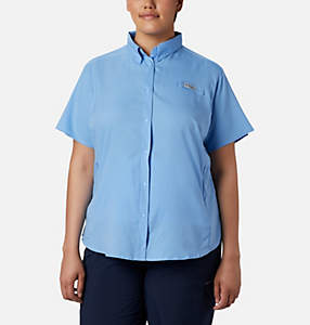 Women's PFG Tamiami™ II Short Sleeve Shirt - Plus Size