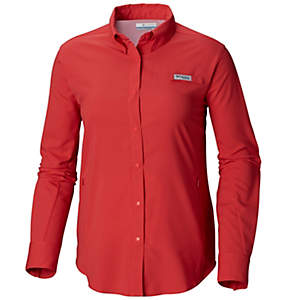 cc7e2921 Women's PFG Tamiami™ II Long Sleeve Shirt - Plus Size