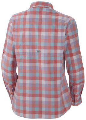Women's PFG Super Bonehead™ Long Sleeve Shirt — Extended Size