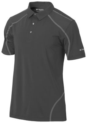Men's Cut Away Polo at Columbia Sportswear in Oshkosh, WI | Tuggl