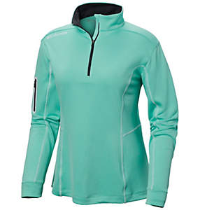 Women's Golf Omni-Wick Womens Shotgun 1/4 Zip
