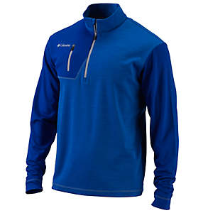 Men's Omni-Heat™ Regulation 1/4 Zip Long Sleeve Pullover