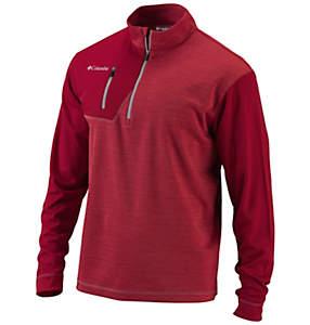 Men's Omni-Heat™ Regulation 1/4 Zip Long Sleeve Pullover