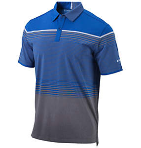 Men's Omni-Wick Drain It Polo