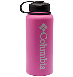 GSI Outdoors Double-Wall Vacuum Bottle with Sip-Thru Top 32oz