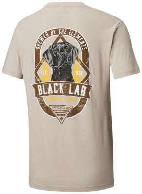 Men's PHG Trapper Cotton Tee Shirt   Tuggl