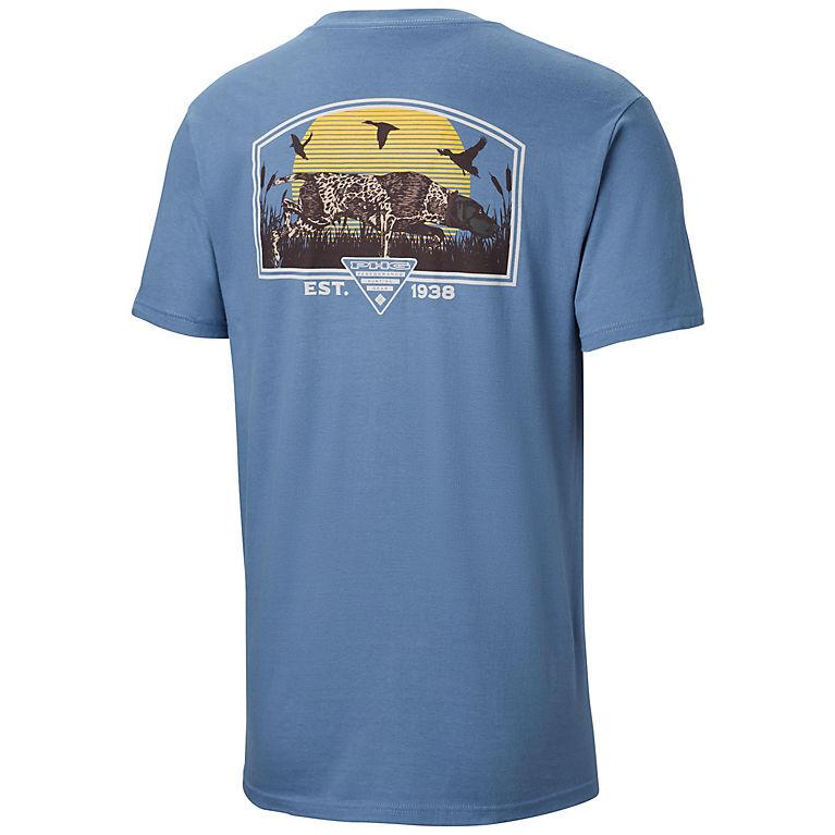 035494205 Men's PHG Topper Cotton Tee Shirt   Columbia.com