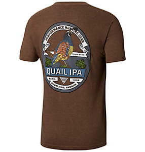 Men's PHG Quail IPA Graphic Tee Shirt