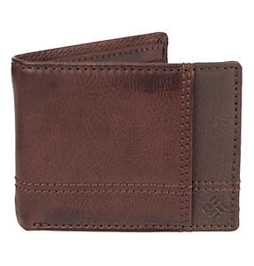 Men's RFID Traveler Wallet