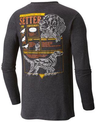 Men's PHG Set Tee Shirt L/S   Tuggl