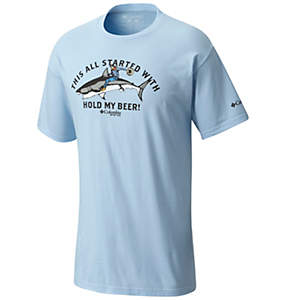Men's PFG Rodeo Tee Shirt S/S