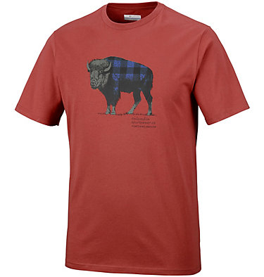 Men's CSC Check The Buffalo™ II Short Sleeve , front