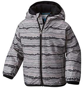 Manteau coupe-vent Mini Pixel Grabber™ II pour garçon – Tout-petit