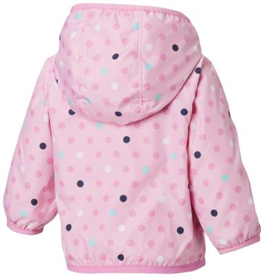 e33cd9dd4 Mini Pixel Grabber Fleece Lined Wind Jacket Toddlers