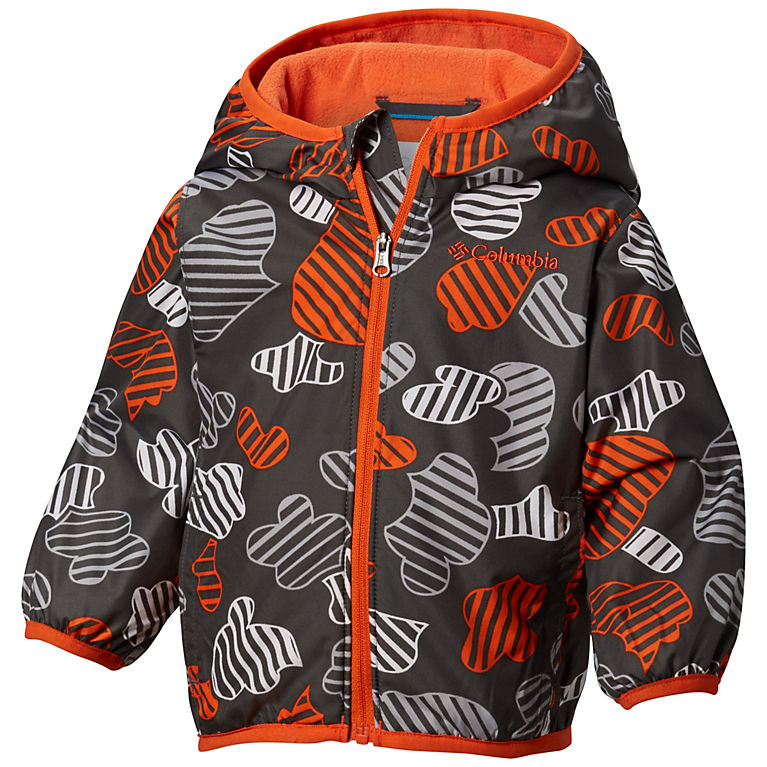 d4da94097 Grill Cloudy Camo Infant Mini Pixel Grabber™ II Wind Jacket, View 0