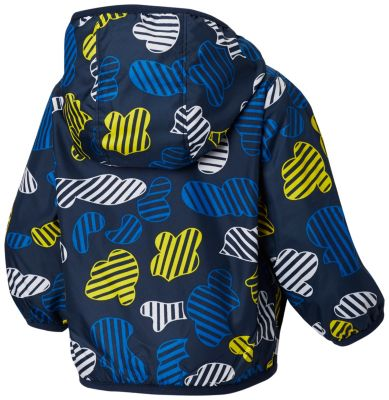 f23e64f31 Mini Pixel Grabber Fleece Lined Wind Jacket Infants | Columbia.com