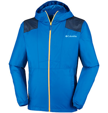 Men's Flashback Windbreaker , front