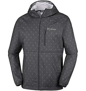 Veste imprimée coupe-vent Flash Forward™ Homme