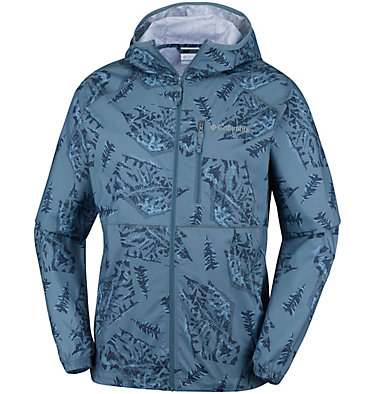 Flash Forward™ Windbreaker Herren - bedruckt , front