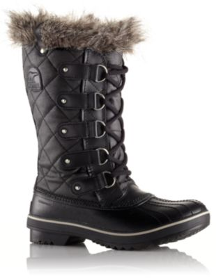 classic for sale cheap countdown package Sorel Leather Quilted Boots purchase cheap online buy cheap for sale NXfm7v1I