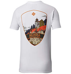 Men's Lighthouse Cotton T-Shirt
