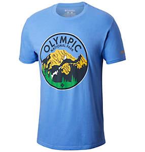 Men's Steel Graphic Tee Shirt