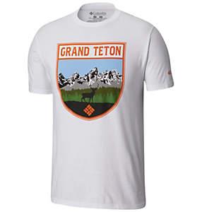 Men's Jacksonhole Cotton T-Shirt