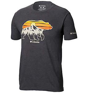 Men's Smokey Graphic Short-Sleeve T-shirt