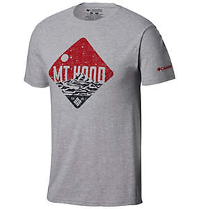 Men's Mt Hood Graphic Tee Shirt