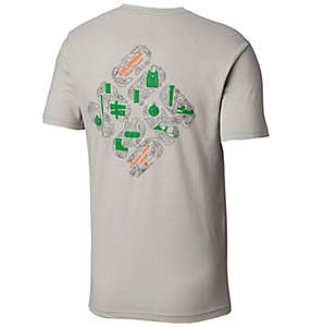 Men's November Graphic Short-Sleeve T-shirt