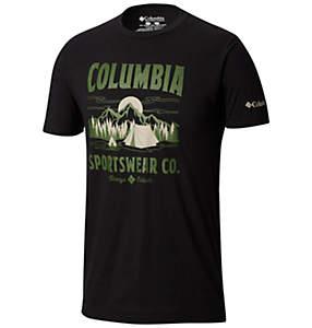 Men's Tentlife Graphic Short-Sleeve T-shirt