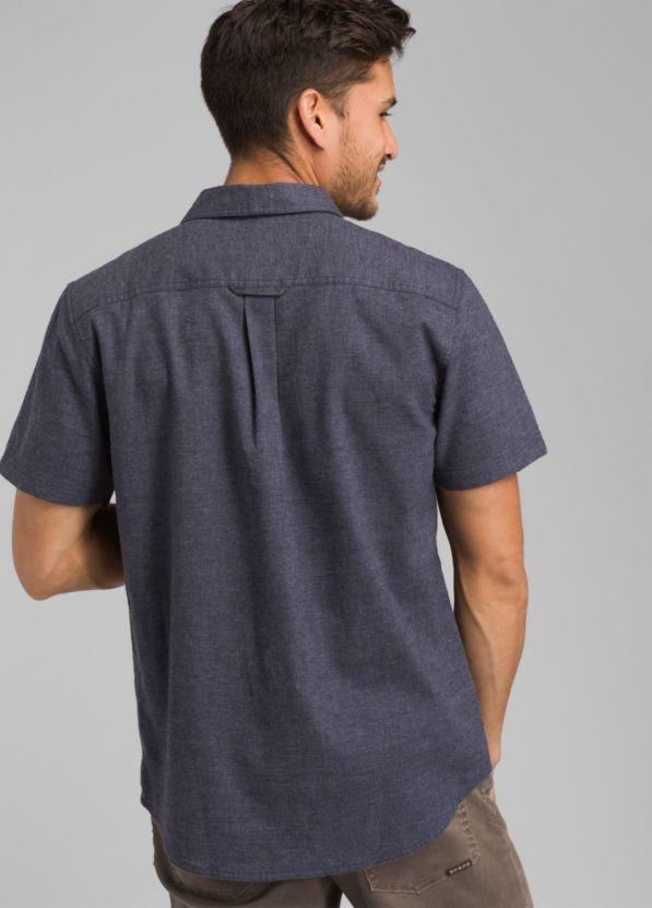 Merger Short Sleeve Shirt Merger Short Sleeve Shirt