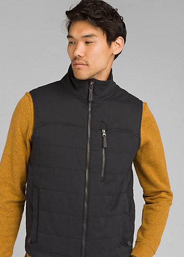 Zion Quilted Vest