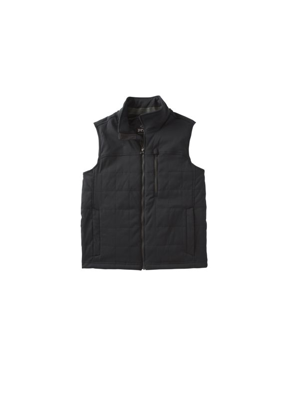 Zion Quilted Vest Zion Quilted Vest